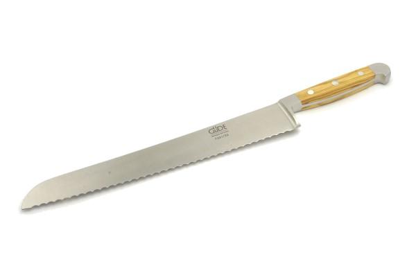 Güde Alpha Olive Brotmesser - 32 cm - Produktansicht
